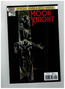 MOON KNIGHT #188  1st Printing - Lenticular Variant Cover   / 2018 Marvel Comics