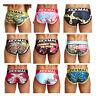 9 Style Men's JOCKMAIL Swim Briefs Sexy Low-rise Swimwear Bikini Beach Underwear
