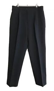 TARGET Size 16 Ladies Navy Blue Corporate Business Evening Pants (VGC)