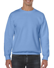 Gildan Men's Heavy Blend Crewneck Sweatshirt - Small - Carolina Blue