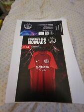 More details for 2021/22 connahs quay nomads v fc alashkert  champions league @ticket