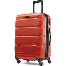"Samsonite Omni Hardside Luggage 24"" Spinner - Burnt Orange (68309-1156)"
