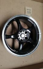 SALE japan made 5zigen 18 inch single mag wheel rim