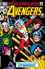 More details for the avengers 232 comic near mint to mint
