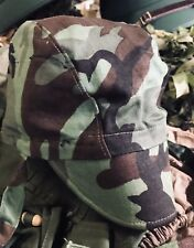 PAVN POST WAR MADE CAP VC VIETCONG HAR ARVN CAMO FABRIC NLF NVA VIETNAM WAR NOS