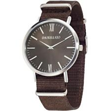 Reloj de Hombre MORELLATO VELA R0151134007 de Tela Brown 40mm NUEVO