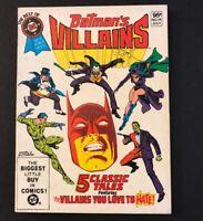 The Best of DC Blue Ribbon Digest - Bat Man - #14 1981 - (Copy A)