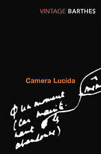 Camera Lucida: Reflections on Photography by Roland Barthes (Paperback, 2000)