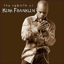 The Rebirth of Kirk Franklin Almost New CD