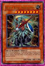 BEAST KING BARBAROS Re Bestia Barbaros JUMP-EN032 ULTRA RARA IN INGLESE yugioh