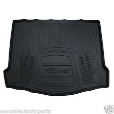 OEM NEW 2012-2014 Ford Focus HATCH 5-Dr CARGO LINER- Tray Mat Protector w/o Sub