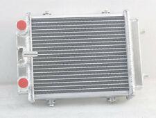 UPGRADED AUXILIARY 2 ROW RADIATOR FOR VW GOLF R MK7 AUDI A3 S3 8V 2.0 TFSI TSI