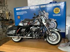 Franklin Mint 1:10 Harley Davison Road King Road Rally