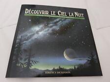 Livre - Decouvrir Le Ciel La Nuit - Dickinson Terence
