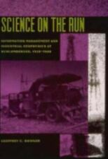 Science on the Run: Information Management and Industrial Geophysics at Schlumbe