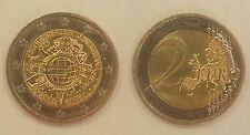 Alemania 2 euros 2012, diez años D Euro * 1351 *.