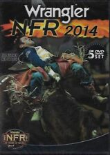 2014 Wrangler National Finals Rodeo – 5-DVD set