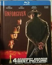 New listing Unforgiven (Blu-ray Disc, 2012, 20th Anniversary DigiBook)