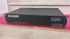 new ! gefen matrix 16x16 gefenpro  3gsdi   16 3G-SDI input &  16 3G-SDI outputs.