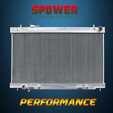 Aluminum Radiator For Nissan 350Z Enthusiast Grand Touring Performance V6 03-06