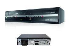 Toshiba RD-XV47 DVD/VHS/HDD 160GB Recorder VCR Converter Combi Combo RDXV47