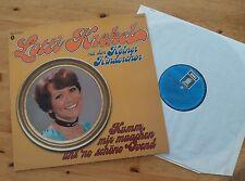 LP Vinyl: Lotti Krekel - Kumm, mir machen uns `ne schöne Ovend (1977)