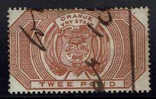 Transvaal SG# F14 - Used (Pen Cancel) - Lot 040416