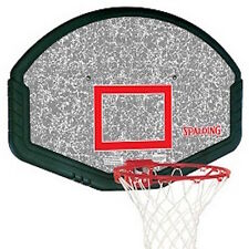 Brand New Spalding Basketball Backboard and Rim Combo 80348 48 in. Eco-Composite