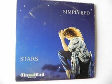 SIMPLY RED PROMO CD ALBUM STARS