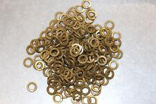 3/8 Split Ring Lock Washer, 5/8 O.D, Coated, 50ea
