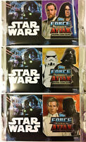 Topps Star Wars Force Attax Rogue One Trading Card Game X 15 Packs