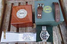 Zeno Watch Basel Hombre Automático Clásico 9554Z-a1 piloto militar puntero fecha