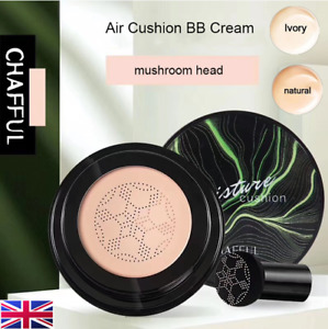 UK Air Cushion Mushroom Head CC Cream Concealer Moisturizing Makeup BB Cream HOT