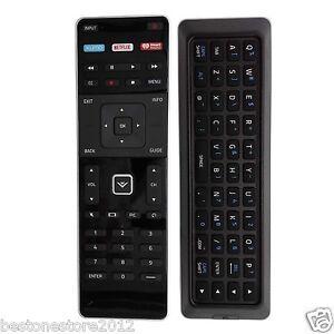 New Original Vizio XUMO XRT500 TV Remote with Keyboard for M43-C1 M49-C1 M50-C1