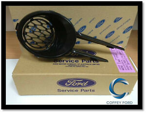 Genuine Ford Falcon BF RH Front Bumper Bar Insert/Lamp Cover. Right Hand. MKII