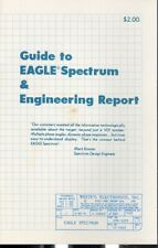 White's Electrontics Guide to Eagle Spectrum & Engineering Report