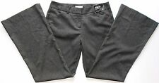 New York & Co. The 7th Avenue Tweed Stretch Career Pants Sz 4A NWT