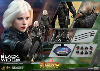 Hot Toys Black Widow Avengers Infinity War 1/6 Scale Figure MMS 903470