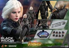 Hot Toys Black Widow Avengers Infinity War 1/6 Scale Figure MMS 903470