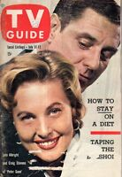 1959 TV Guide July 11 - Peter Gunn; Father Knows Best; Markham;Dave King;Markham