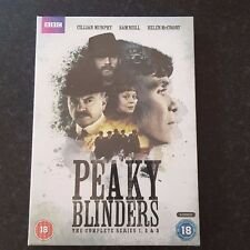 PEAKY BLINDERS COMPLETE SEASON 1-3 UK REGION 2 UK DVD 1 2 & 3 BOXSET NEW/SEALED