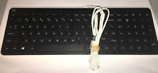 HP Mouse & Keyboard USB Wired Models-MOGIUO/5K-2028 5V==100mA