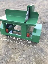 New towable/portable saw bench 13hp 800mm blade firewood