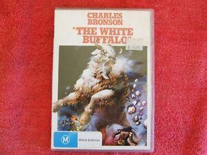 The White Buffalo * Charles Bronson * 1977 * dvd release *