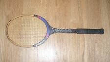 "Vintage Donnay International Tennis Team ""Partners"" Racket - Made in Belgium"