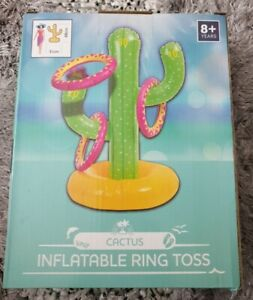 Inflatable Ring Toss Cactus