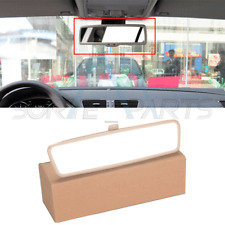 Interior Rear View Mirror Fit For VW Bora Golf MK4 MK5 Jetta Passat B5 B6 -Beige