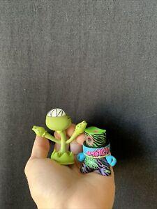 Artoyz Mist Kidrobot Toofly Fatcap Plante Collector Vintage Figurine Street Art
