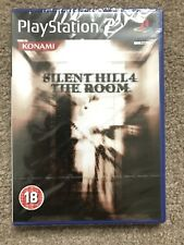 PlayStation 2 - Silent Hill 4: The Room (Superb Factory Sealed Condition) UK PAL