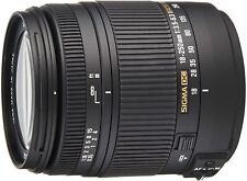 SIGMA 18-250mm F3.5-6.3 DC Macro HSM for SONY Alpha A Mount APS-C Format